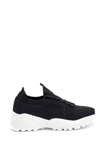 Derimod Kadın Ayakkabı (Lulu-698302) Spor Siyah
